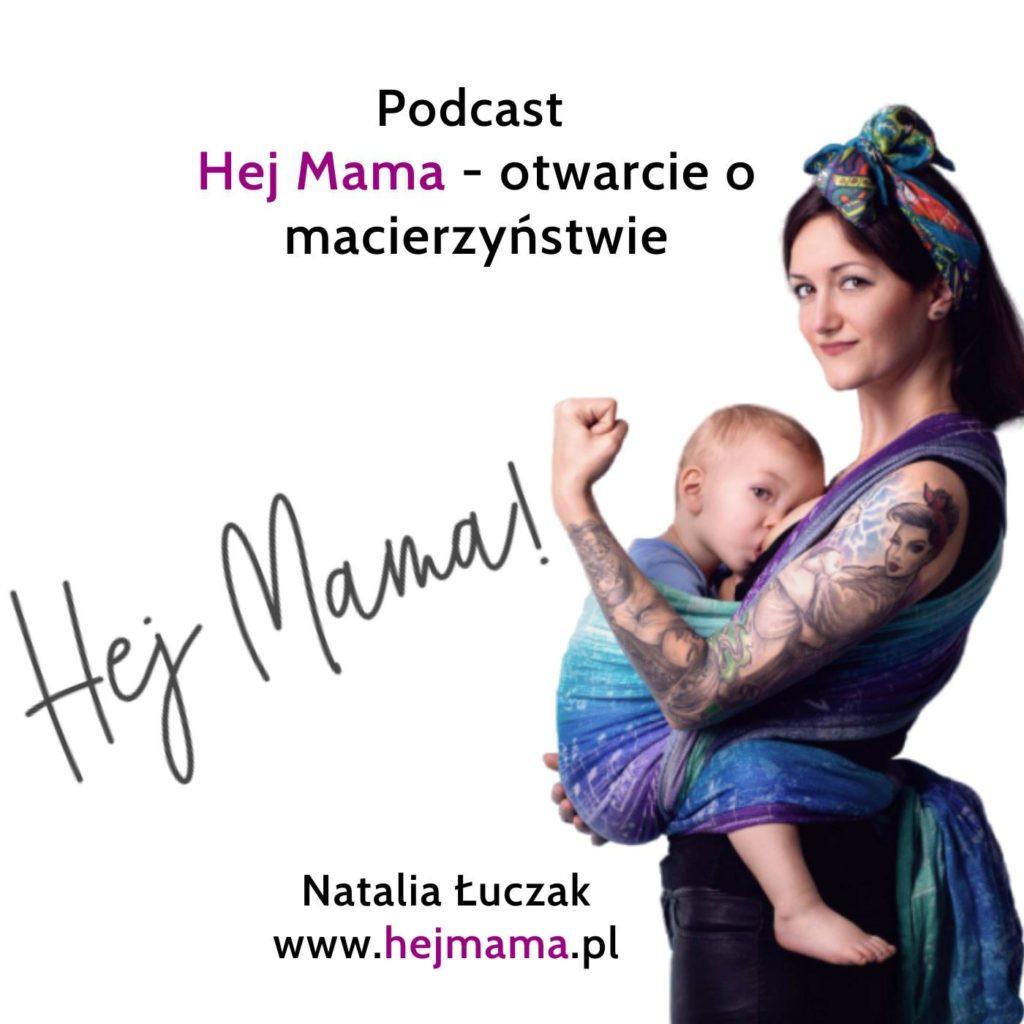 podcast Hej Mama! - niszowe podcasty