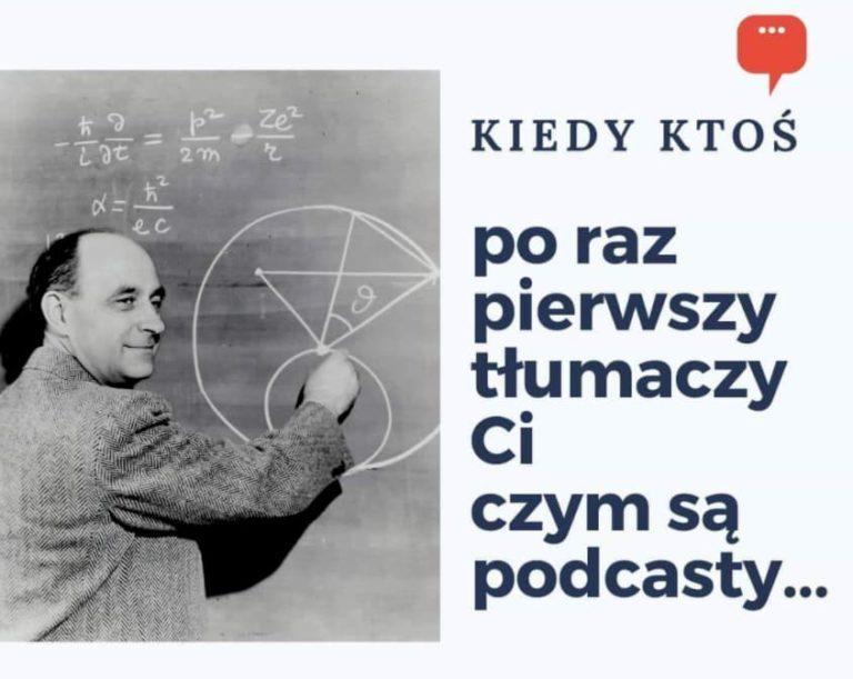 Nowa normalność. Czy z podcastami w tle?